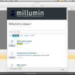 "Millumi ""Uservoice"""