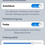 AirBeam Settings 2