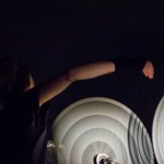 Mariska de Groot: QUADTONE Lumisonic Rotera, ein Blick aus der Nähe