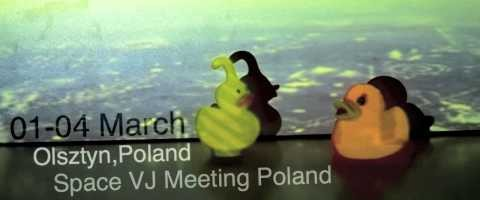 Interview mit den Veranstaltern: Space VJ Meeting Poland