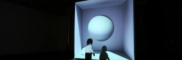 video installation // minimal // videomapping // moscow // 3m10s