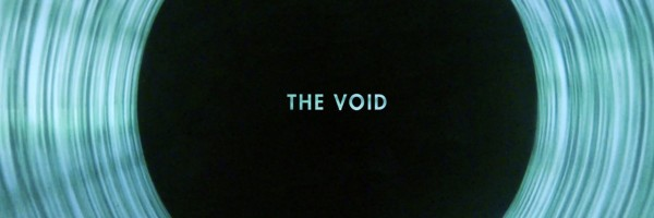 THE VOID (audiovisual installation)