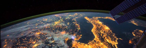 The World Outside My Window – Time-Lapses of Earth from the ISS
