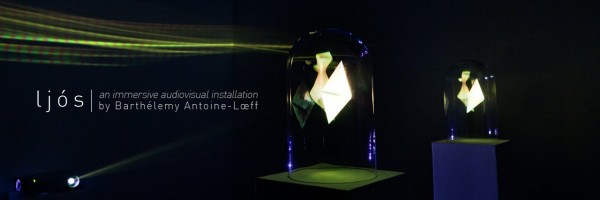 ljós – an immersive audiovisual installation