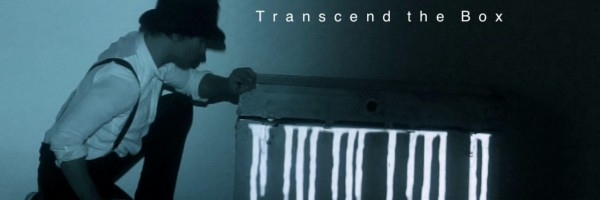 Transcend the Box – a live projection mapping performance